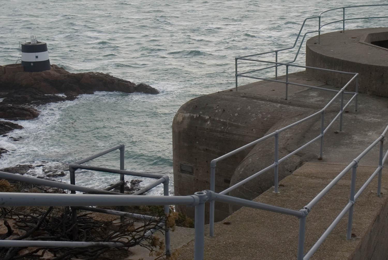 After-Range Finder , Noirmont Point