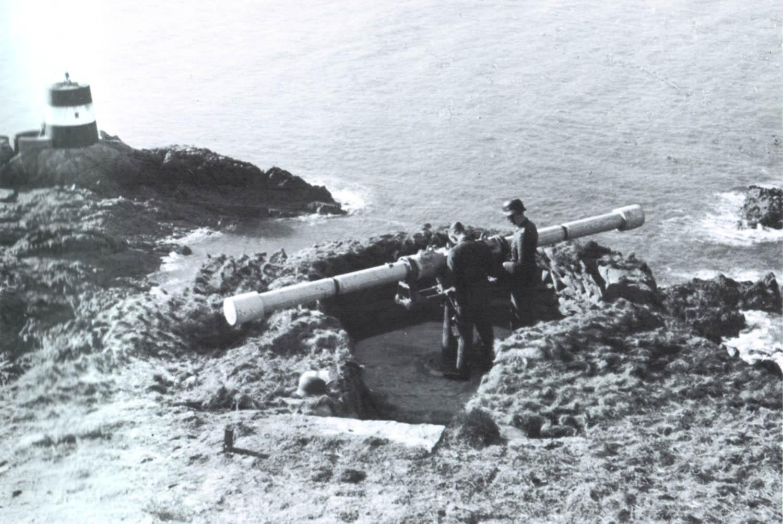 Before-Range Finder , Noirmont Point
