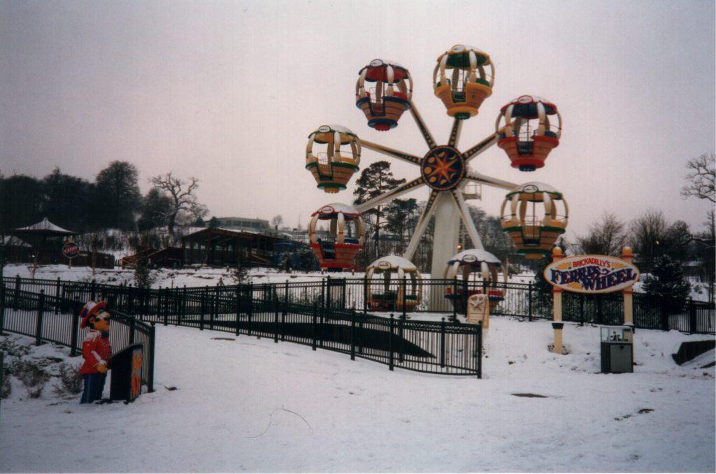 Brickadillys Ferris Wheel