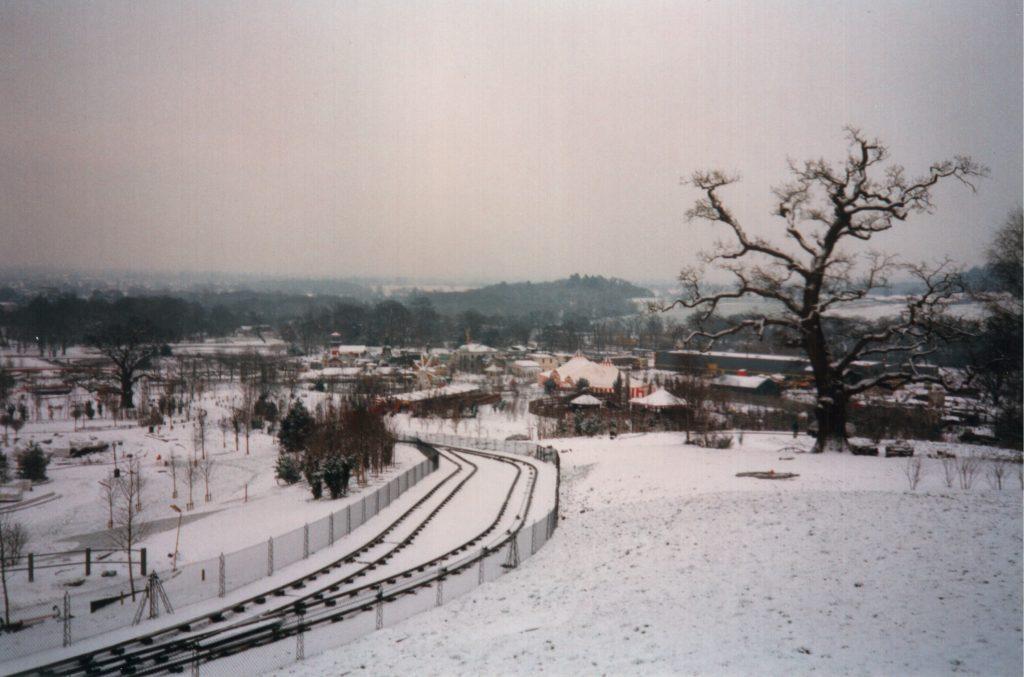 Hillside Funicular